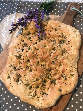 Persischer Abend Brot