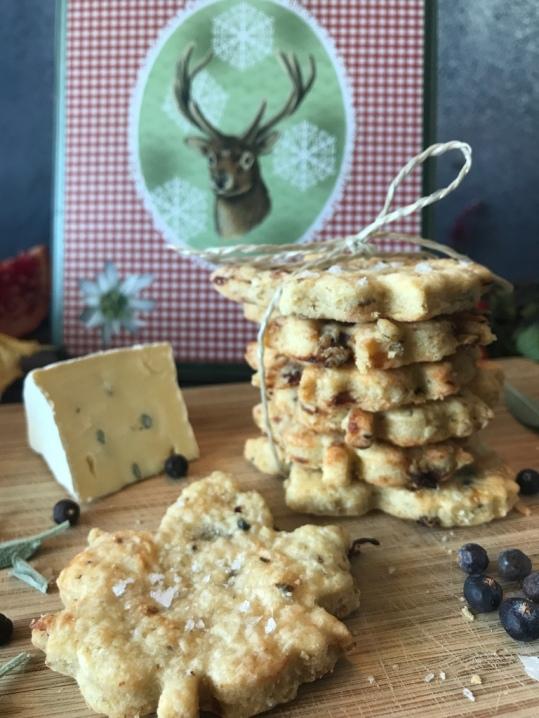 Nüsse und Wacholderplätzchen2